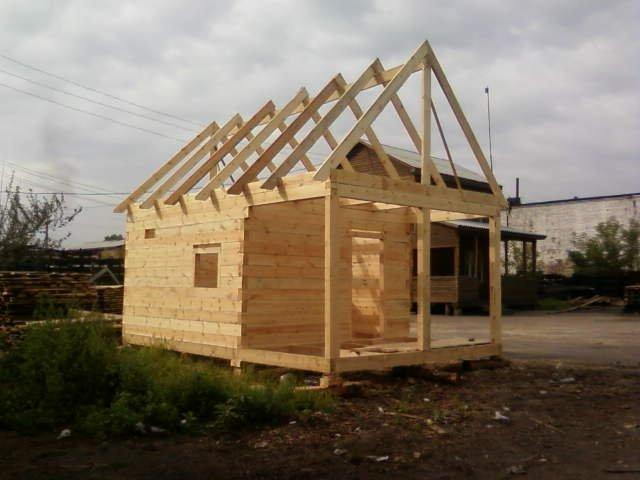 Фундамент под садовый домик 105